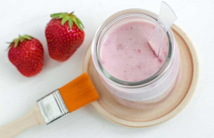 4. Strawberry And Sugar Body Polish