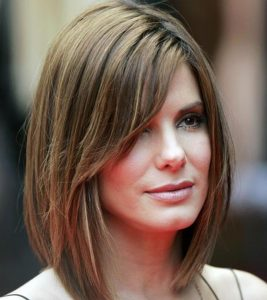 5 Flattering Hairstyles For Long Faces
