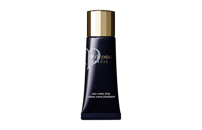Best Foundations For Dry Skin - Cle De Peau Beaute Radiant Cream Foundation
