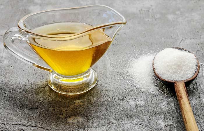 6. Salt, Sugar, And Honey Body Polish