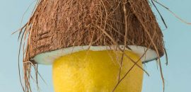 Can Coconut Oil And Lemon Juice Promote Hair Growth?