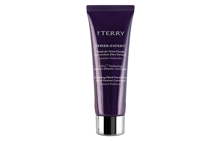 Best Foundations For Dry Skin - BY Terry Sheer Expert Fluid Foundation
