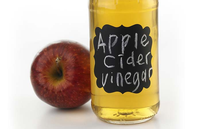 Apple Cider Vinegar - Natural Remedies For Acne