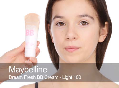 Makeup For Teens - Apply BB Cream