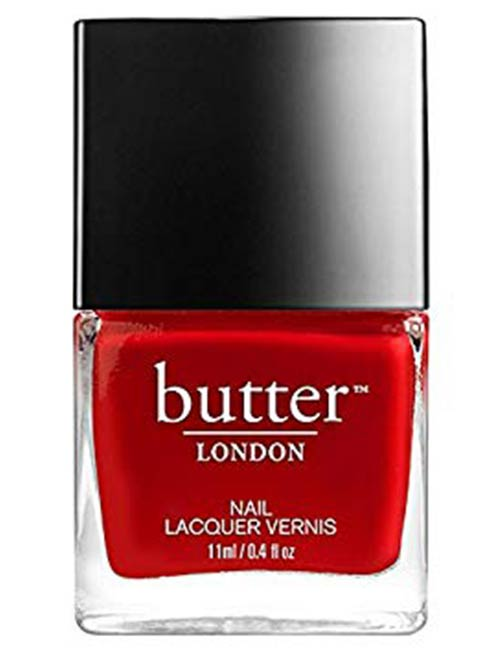 Butter London In Come To Bed Red