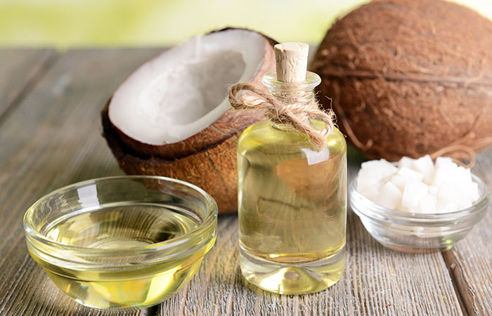 Coconut Oil For Healthy And Strong Nails