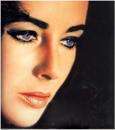 elizabeth taylor beautiful eyes