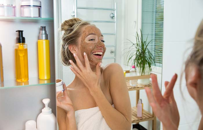 Exfoliate Your Skin - How To Get Rid Of Teenage Acne