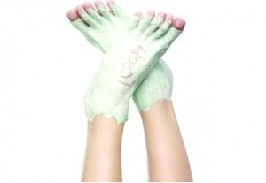 Foot mask for monsoon