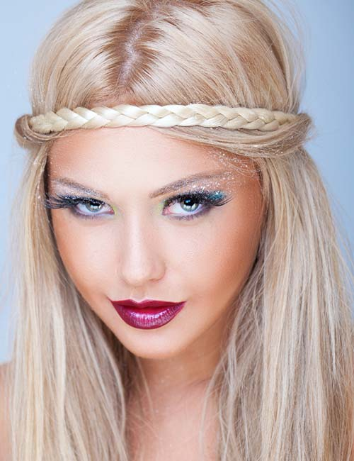 Hippie Braid Headband