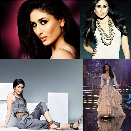 Kareena Kapoor outfits and makeup