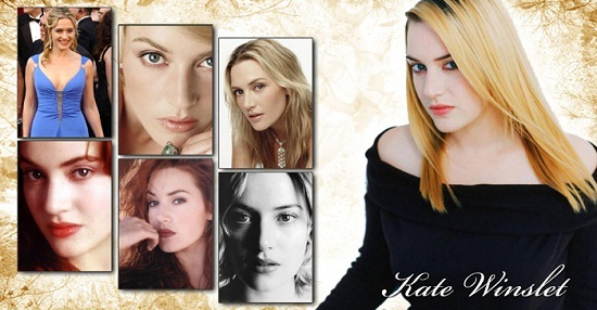 Kate Winslet A simple lady with mesmerising beauty