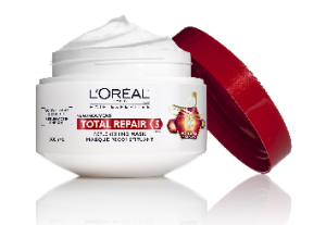 loreal total repair hair masque