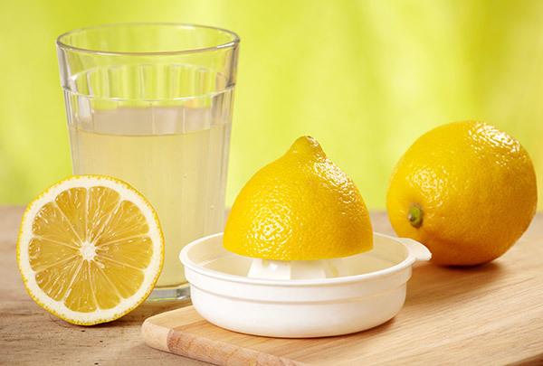 Lemon Juice Facial