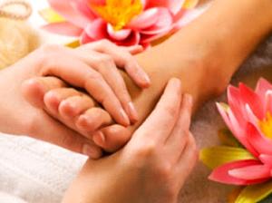 Moisturiser for foot care