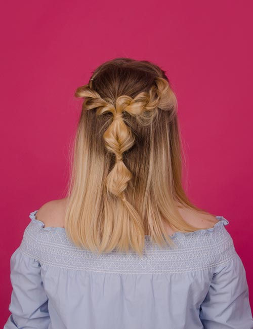 Rope Crown Braid