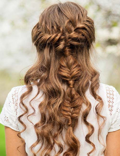 Rope Half Braid