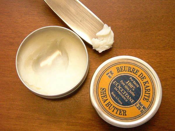 Shea butter facial recipe for dry skin