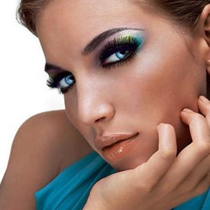 Smokey Eye Look For Elognated eyes1