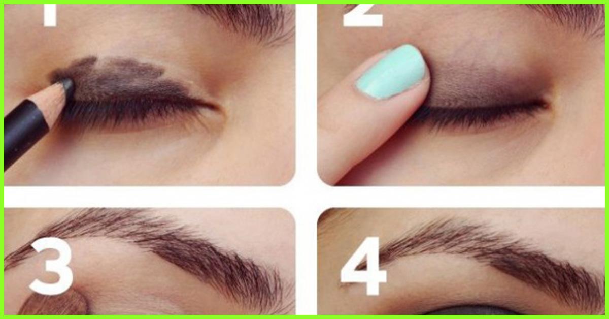 Smokey Eye Makeup Tips For Small And Big Eyes