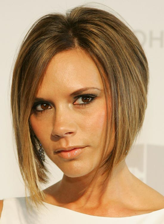 Stacked-and-Inverted-Short-Bob