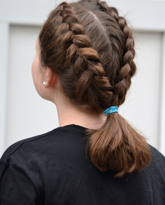 50 Stylish Hairstyles For Your Little Girl - Styling Tips