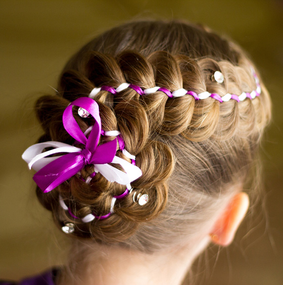 Pleasing 50 Stylish Hairstyles For Your Little Girl Hairstyles For Women Draintrainus