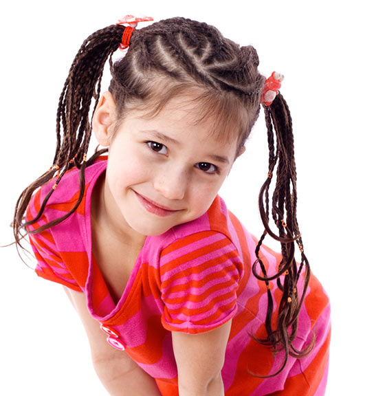 Stylish Hairstyles Your Little Girl