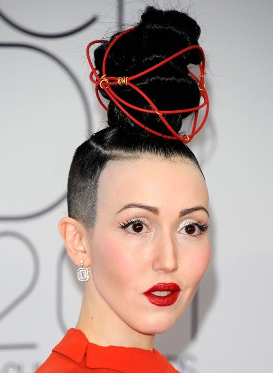 Brilliant Top 50 Bold Bald And Beautiful Hairstyles Short Hairstyles Gunalazisus