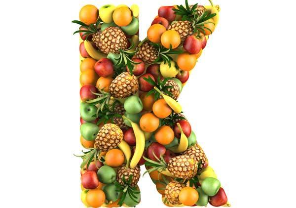 Vitamins K for skin