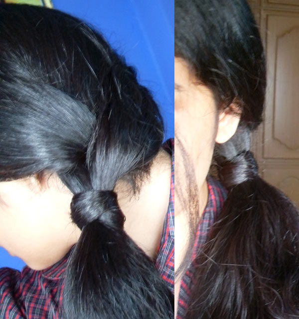 twisted side ponytail hairstyle12