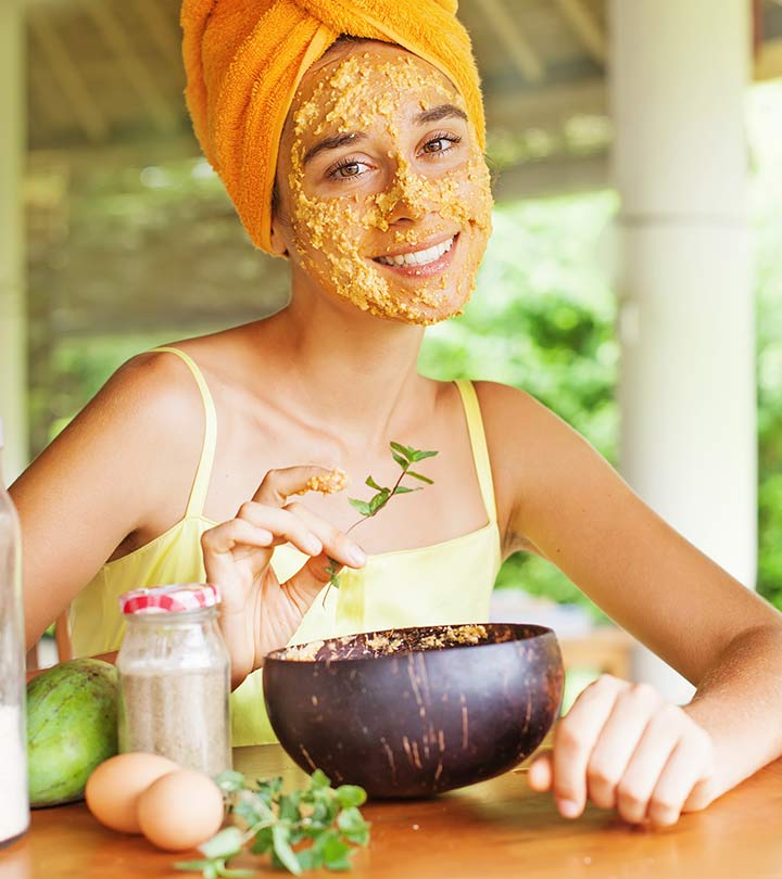 11 Simple Homemade Oatmeal Face Packs