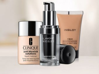 15 Best Foundations For Sensitive Skin