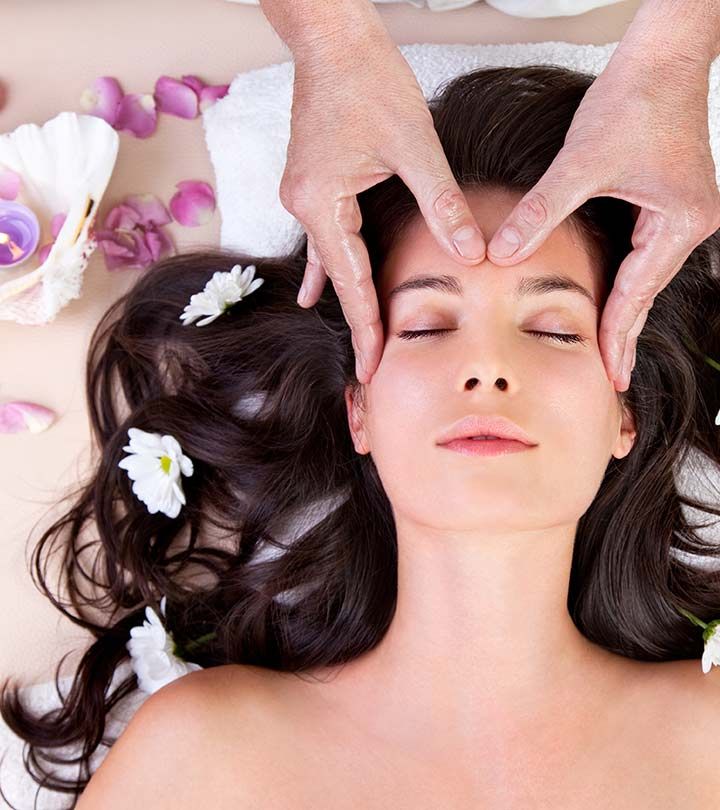 How Does Head Massage Help In Hair Growth?