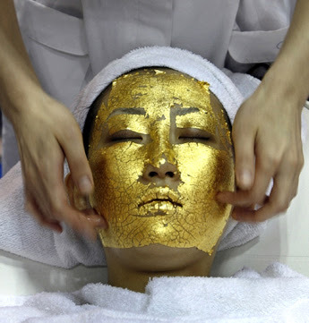Advantages of gold facial