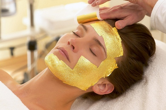 Disadvantages of gold facial