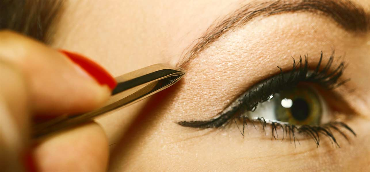 How To Get Perfect Arched Eyebrows Make Up Tips