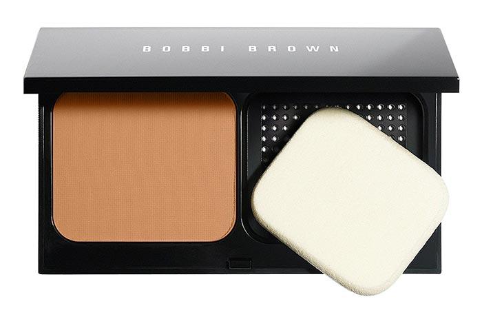Amazing Foundations For Sensitive Skin - 9. Bobbi Brown Skin Weightless Powder Foundation