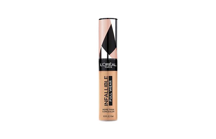 Best For Full Coverage L'Oréal Paris Infallible Full Wear Concealer