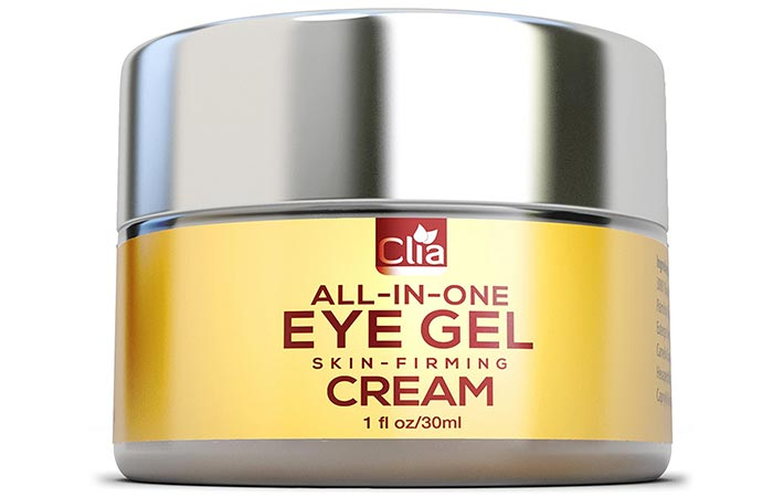 Clia All-in-One Eye Gel Skin Firming Cream