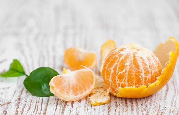 evde cilt bakımı portakal kabuğu