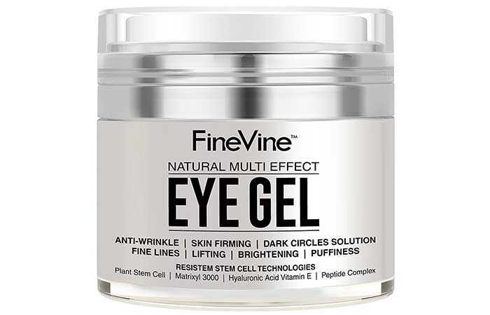 FineVine Natural Multi Effect Eye Gel