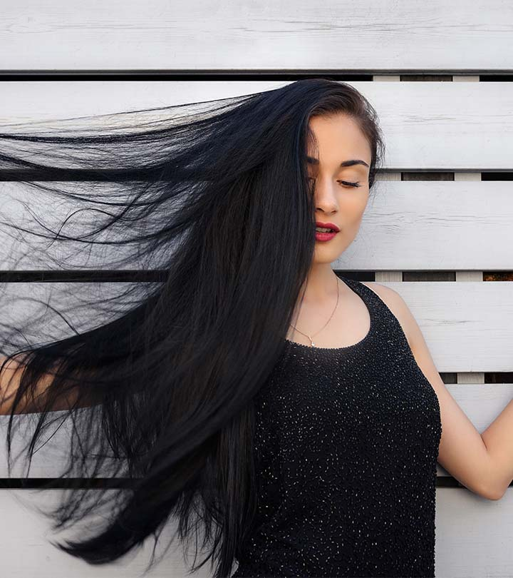 To Use Henna And Indigo To Color Your Hair Black