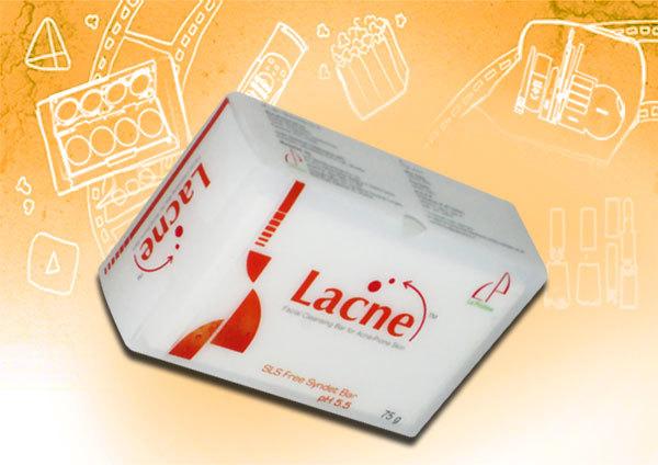 lacne acne soap
