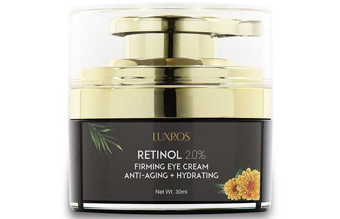 Luxros Firming Eye Cream