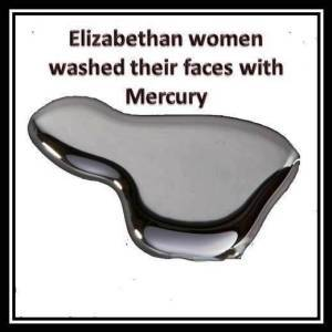 Mercury face wash