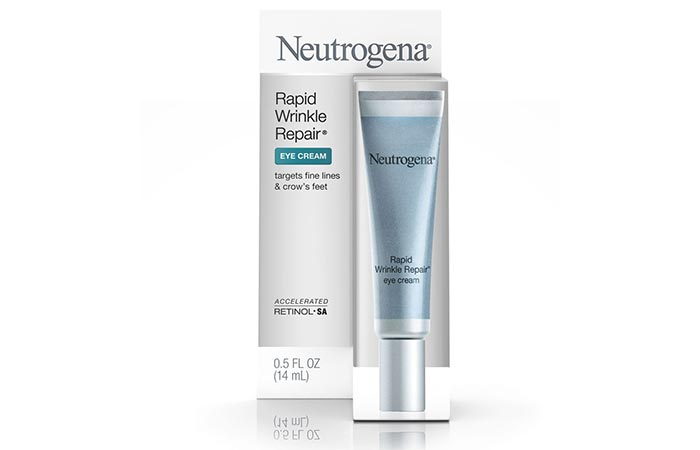 Neutrogena Rapid Wrinkle Repair Eye Cream