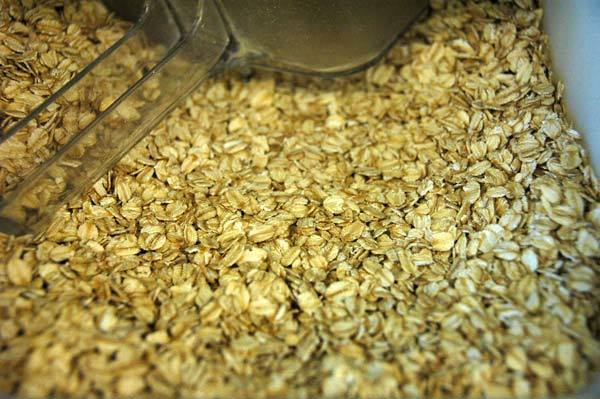 Oats for skin benefits