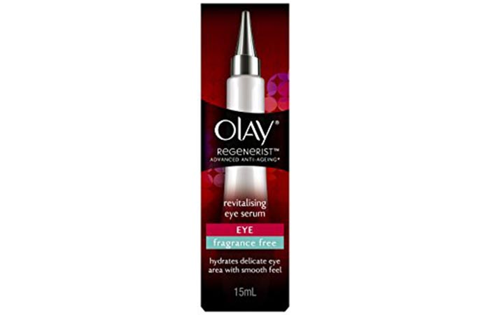 Olay Regenerist Revitalizing Eye Serum