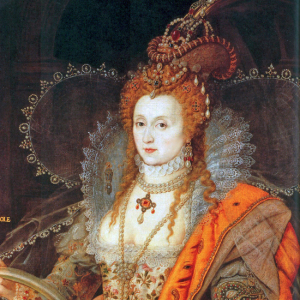 Kraliçe Elizabeth dudak makyajı
